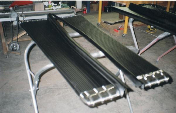 1938 Cadillac Running Boards