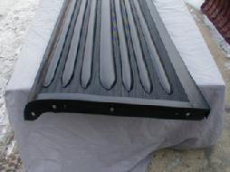Running Board Rubber Company Patterns